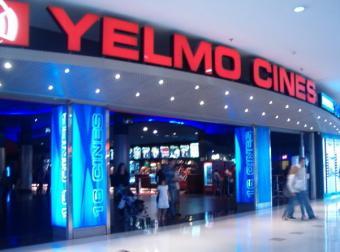 yelmo cines centro comercial rinc243n de la victoria