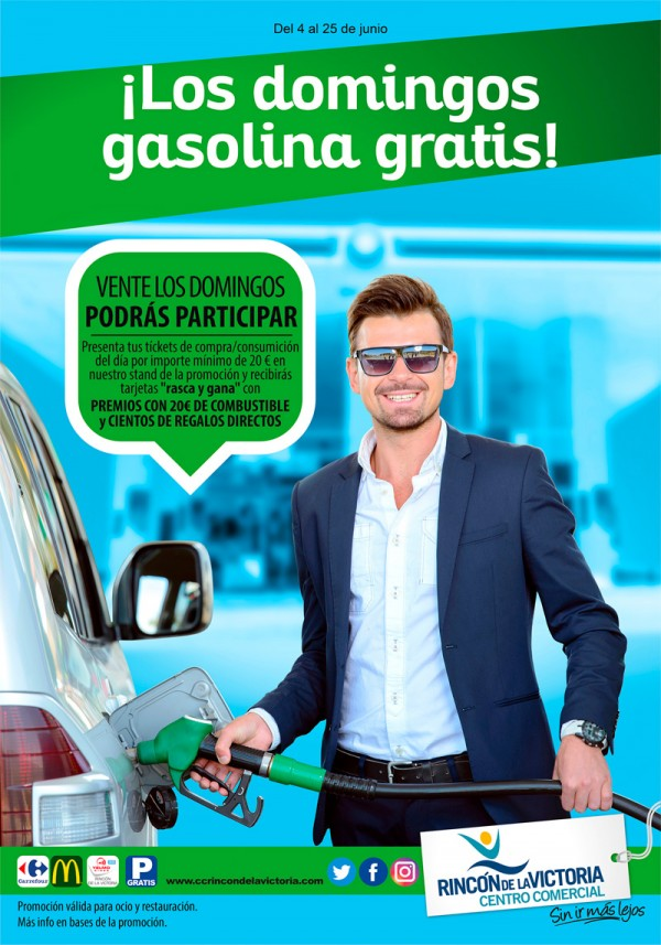 oferta-gasolina-gratis-rincon-de-la-victoria