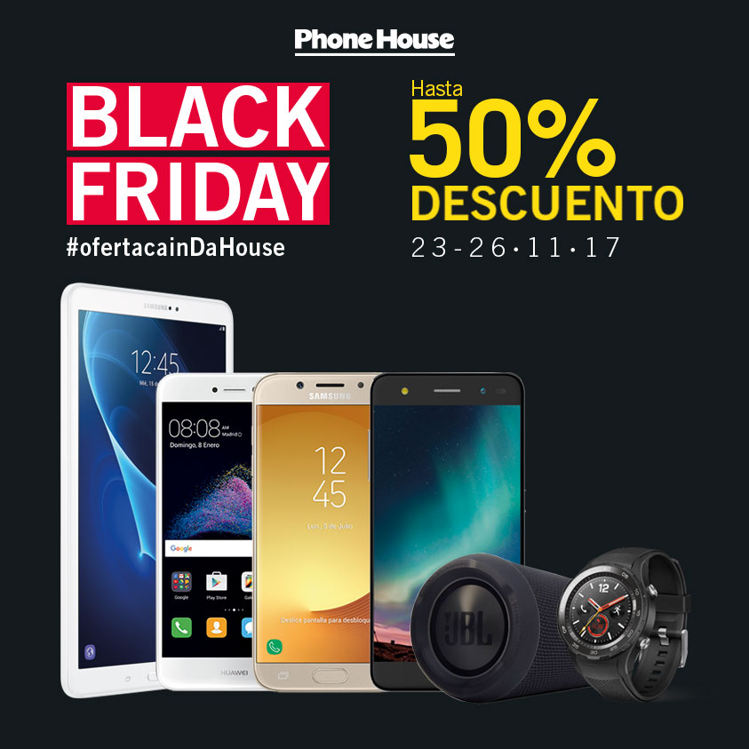 black friday en phone house centro comercial rinc n de la victoria. Black Bedroom Furniture Sets. Home Design Ideas