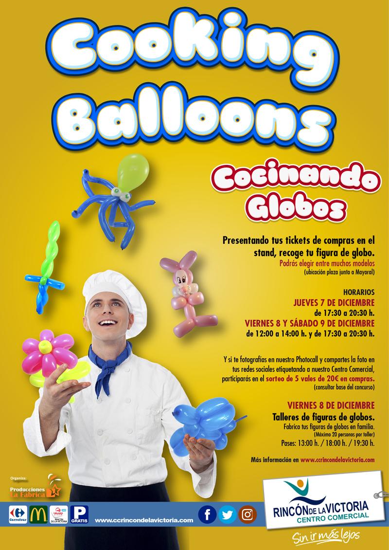 Cooking Ballons