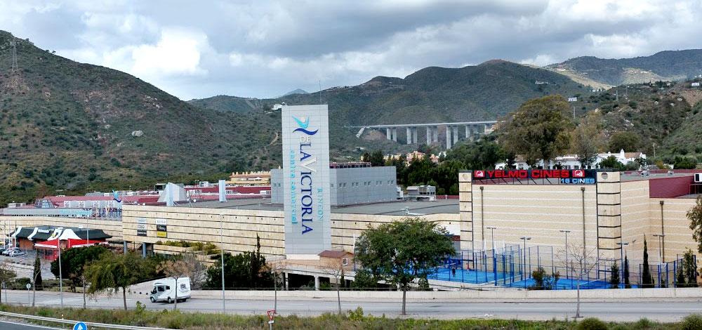 El centro centro comercial rinc n de la victoria - Centre comercial la illa ...