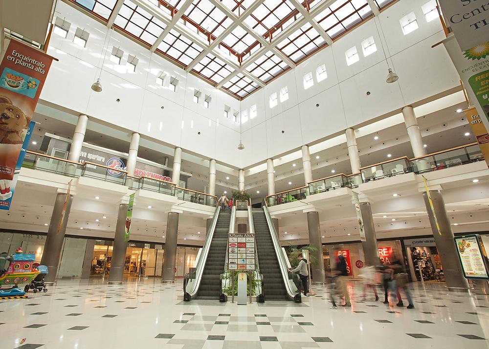 Galer a centro comercial rinc n de la victoria - Centre comercial la illa ...