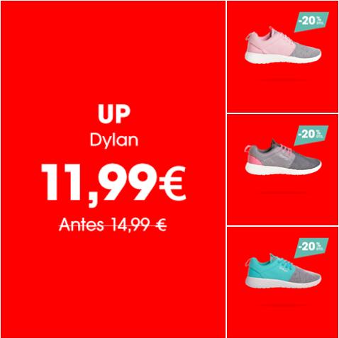 oferta zapatillas sprinter Centro Comercial Rincón de la
