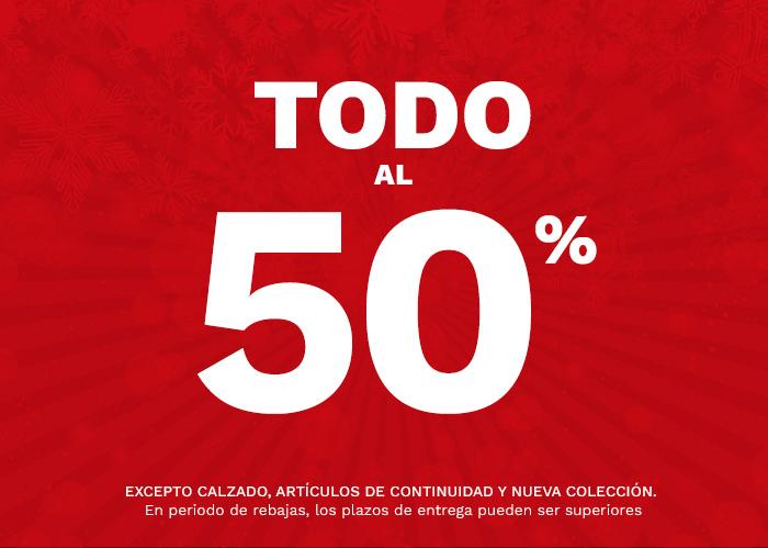 cfb02fd569ab1 2ªs Rebajas! ¡Todo al 50%! - Centro Comercial Rincón de la Victoria