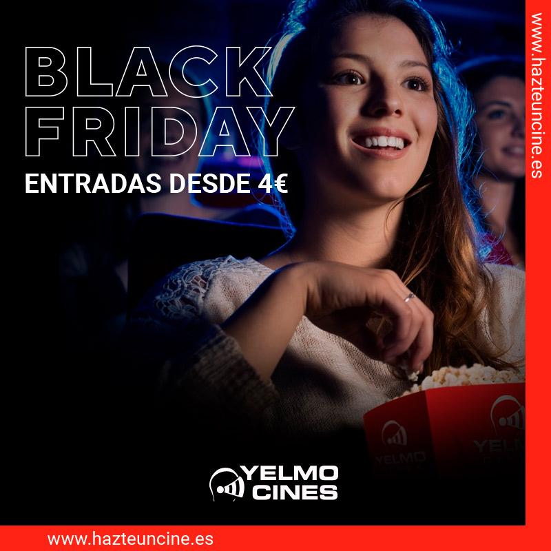 Black Friday En Yelmo Cines Centro Comercial Rincón De La Victoria